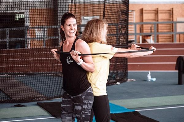 Laura Schlosser - Firmen Fitness in Schifferstadt